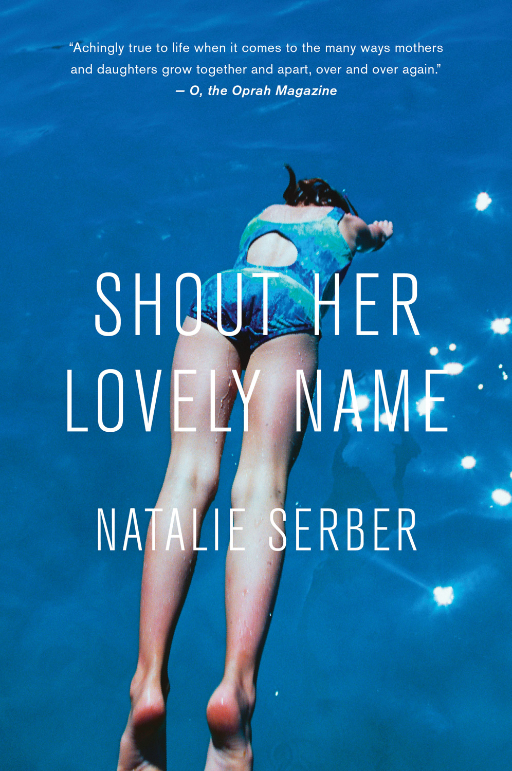 Shout Her Lovely Name Book Cover
